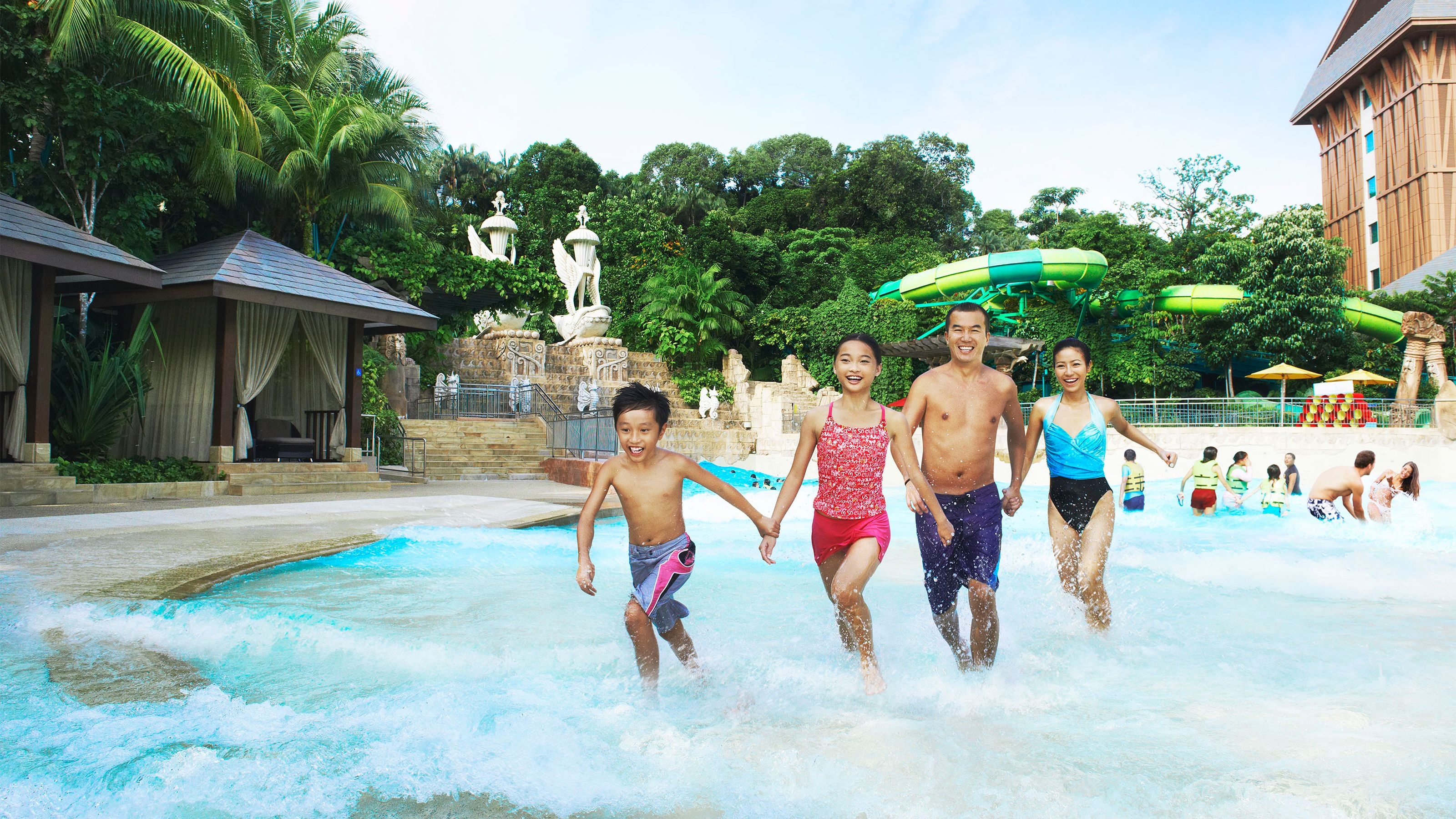 Adventure Cove WaterparkTM Ticket
