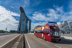 Singapore Panoramic Bus Tour