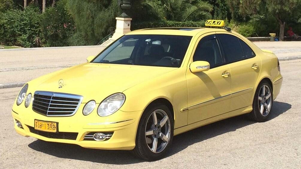 Private Standard Car in Greece