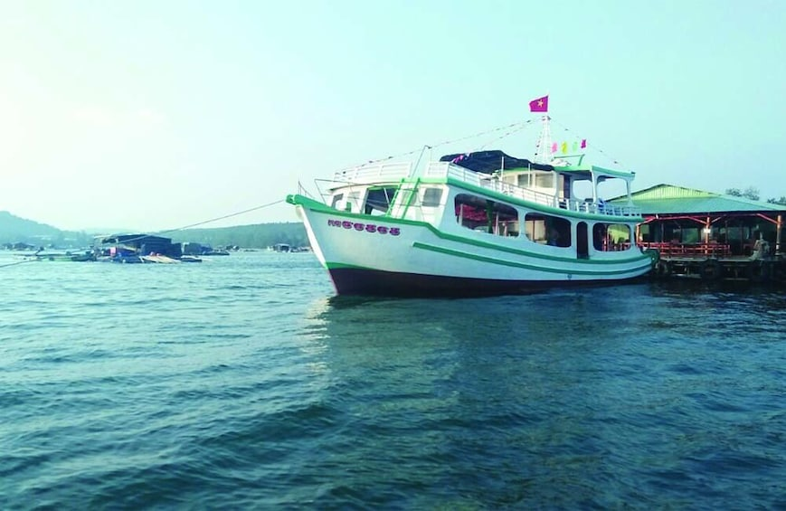 3-Island Snorkeling and Fishing in South Phu Quoc