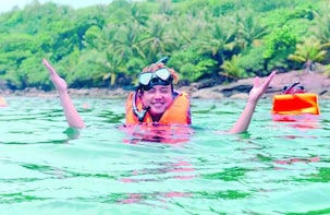 3-Island Snorkelling and Fishing in South Phu Quoc