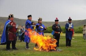 GERMAN Private Tour: Delve into Traditional Buryat Culture