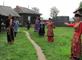 ITALIAN Private Tour: Delve into Traditional Buryat Culture