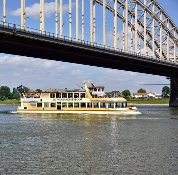 Show item 3 of 3. Pancake Cruise Nijmegen