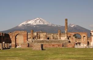 Pompeii, Herculaneum & Vesuvius - Guide Included