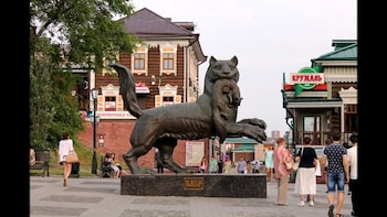 FRENCH Explore Irkutsk on a Private Walk and Talk Tour