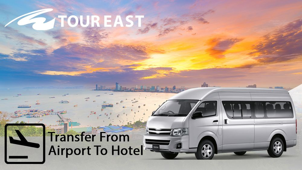 Private Minivan: Bangkok - Pattaya