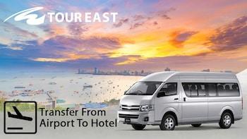 Privattransfer im Minivan: Bangkok − Pattaya