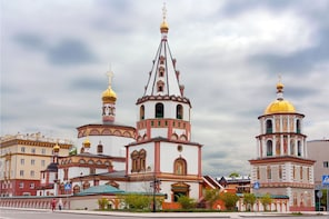 GERMAN Private Tour of Irkutsk & the Decembrists' Museum