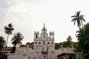 Highlights of Portuguese influenced Goa(Guided Walking Tour)
