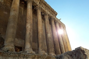 Baalbek, Anjar & Ksara (Private) Guided Tour with Lunch - Day Trip From Bei...