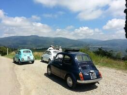 "Vintage FIAT 500 Tuscan ""Quickie"""
