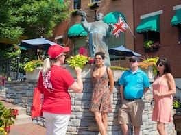 Cincinnati Walking Sightseeing Tour