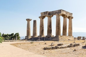 Corinth half-day Private Tour from Athens