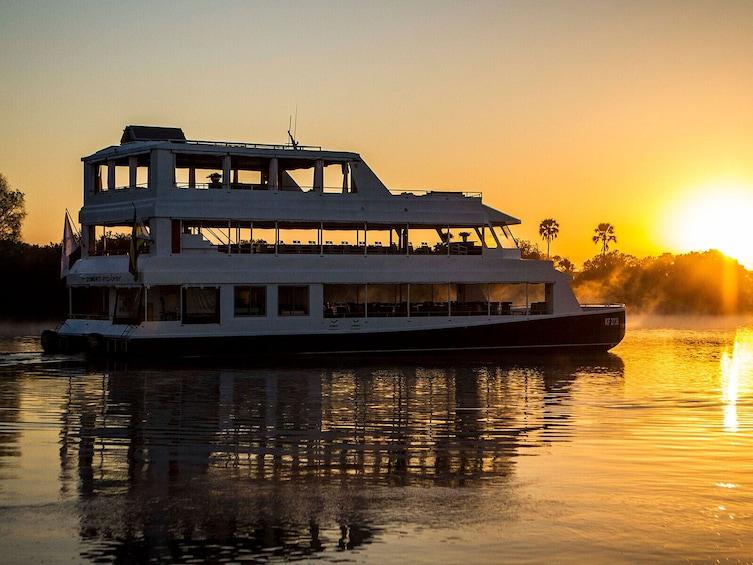 Show item 2 of 4. Dinner Cruise on the Zambezi River