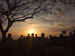 Romantic Sunset & Kecak Dance Tour to 1000 years old Temple