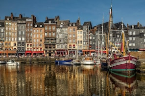 Honfleur & Deauville Small Group Day Trip