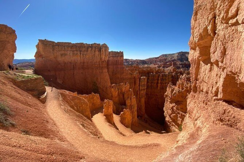 Show item 5 of 9. Private Day Tour: Bryce Canyon National Park