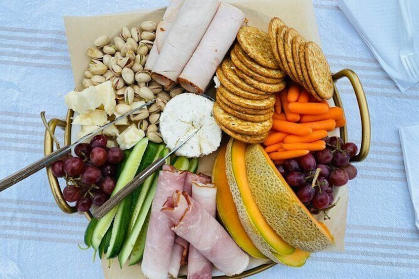 Show item 4 of 9. Classic Food Board
