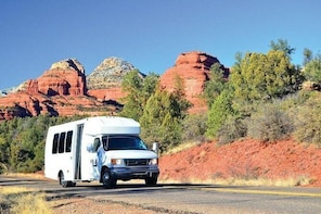 Wine Tour from Sedona to the Verde Valley Vineyards - In Luxury Transportat...