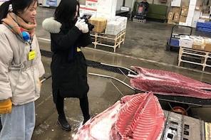 Fish auction & Morning market tour