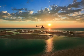 Broome 45 Minute Creek & Coast Scenic Helicopter Flight