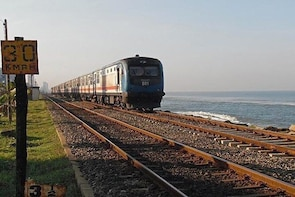 Train ticket from Galle to Colombo