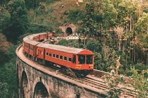 Train tickets from Ella to Badulla