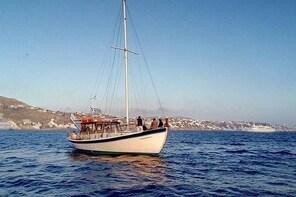 Boat tour with Argonaftis sailing boat - Mikonos