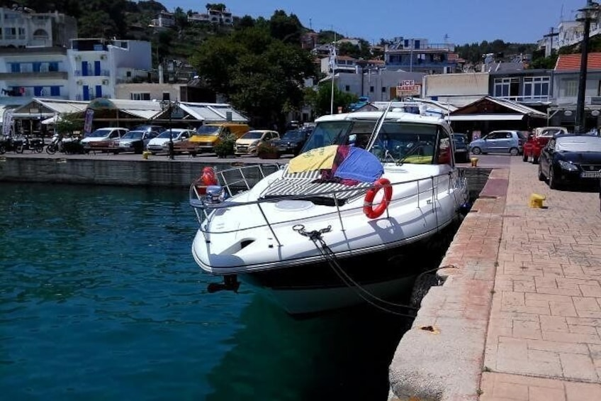 Port Alonissos