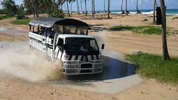 Safari en camión por Bayahibe