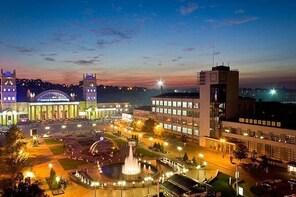 Kharkiv city tour by car. Private tour
