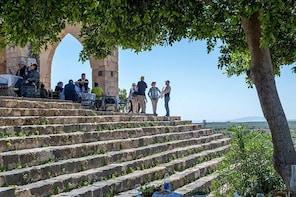 Jerash & Ajloun & Umm Qais Private Day tour