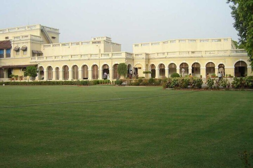 Allahabad City Tour (Pickup from Hotel)