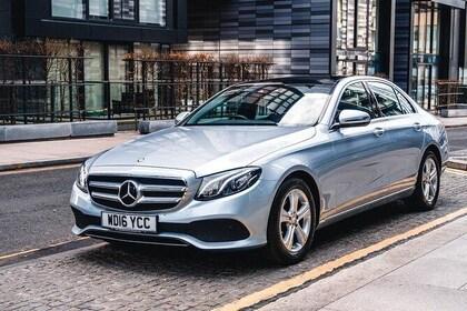 Edinburgh Private Premium Driving Tour With Chauffeur