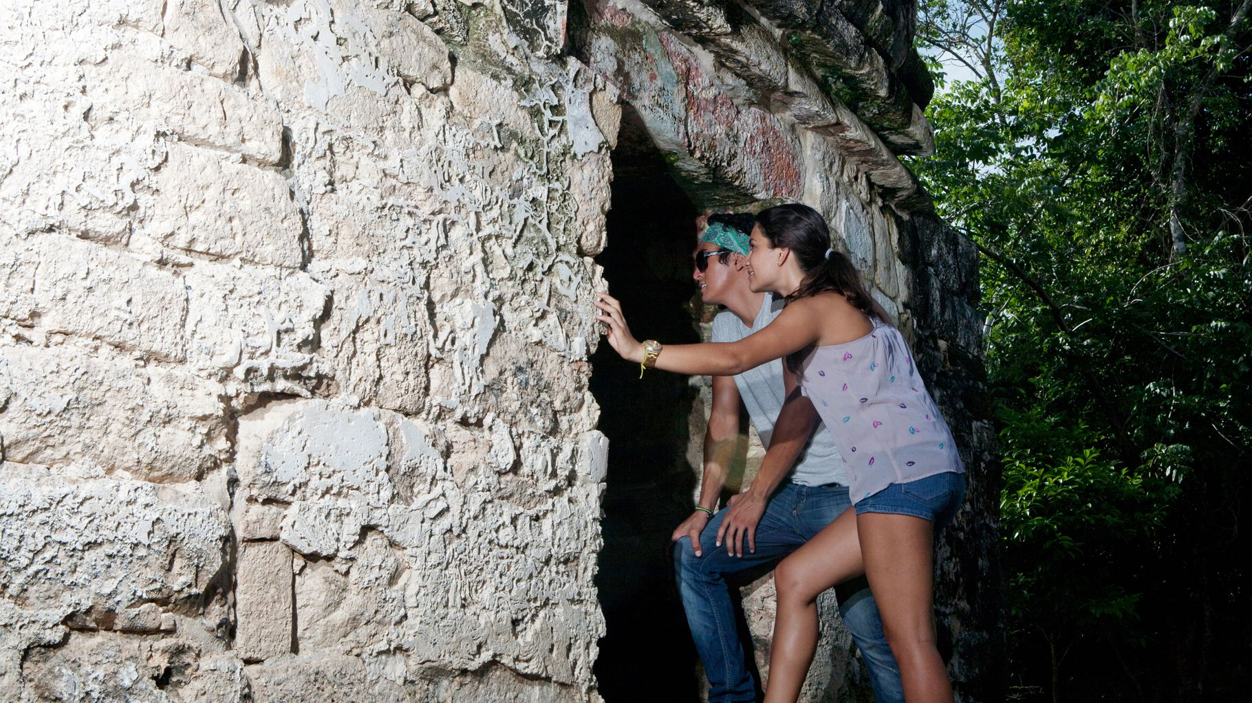 Guided tour of Cozumel
