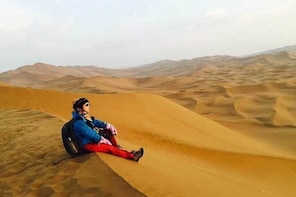 2-Day Private Independent Tour to Turpan and Kumtag Desert from Urumqi