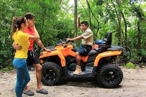 ATV Adventure to Jade Cavern