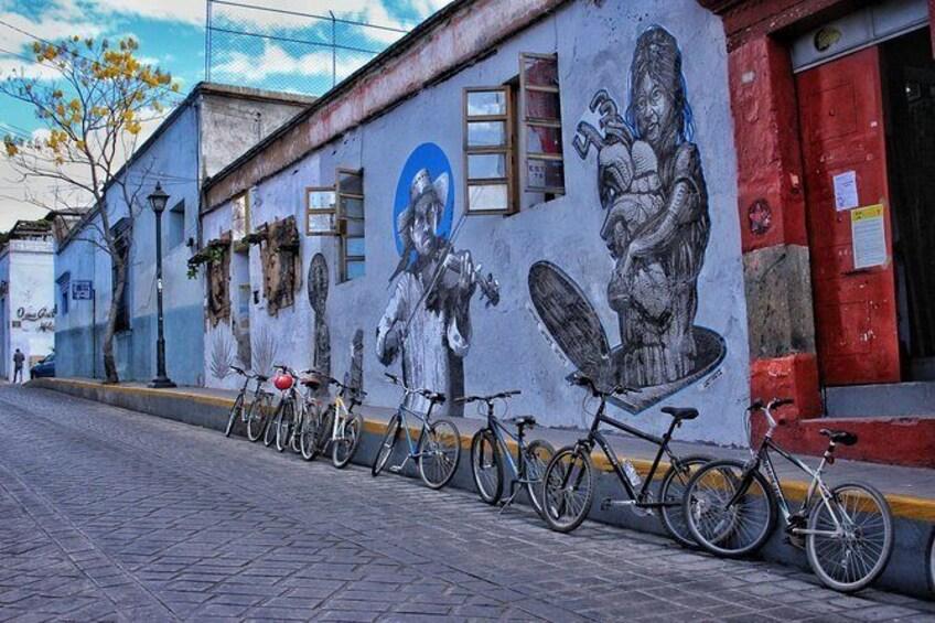 Show item 1 of 15. Street Art Bike Ride