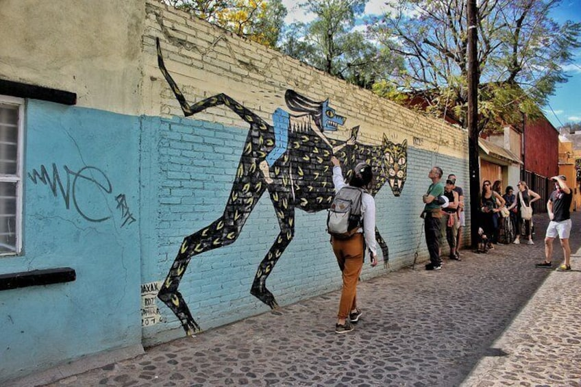 Show item 5 of 15. Street Art Bike Ride