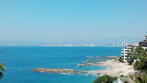 Puerto Vallarta feature Mexico's largest natural bay