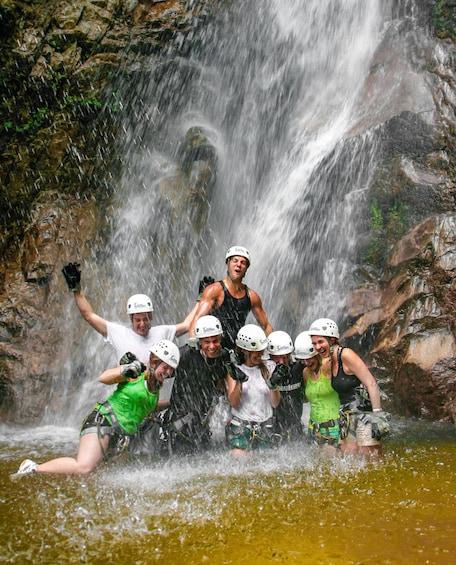 Ultimate Outdoor Adventure Waterfalls, Zipline & Waterslides