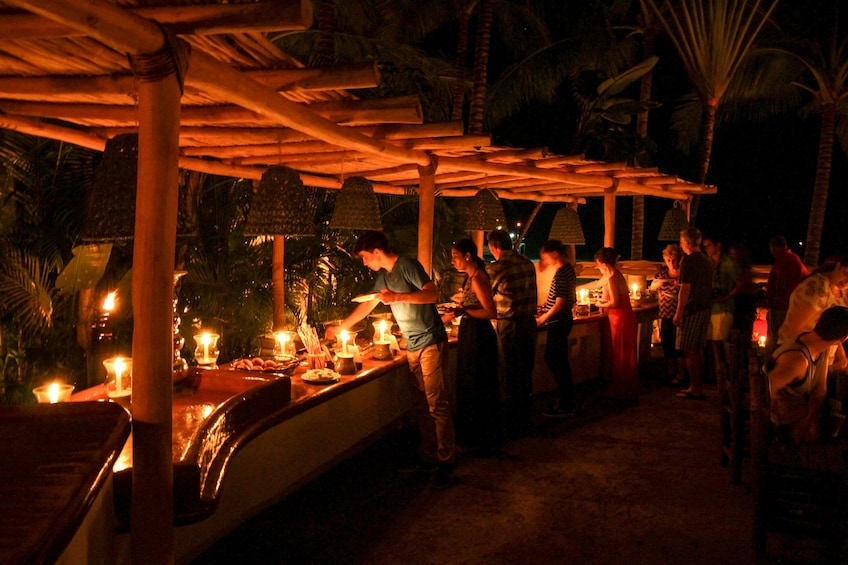 Rhythms of the Night - Sunset Cruise, Dinner & Performance at Las Caletas