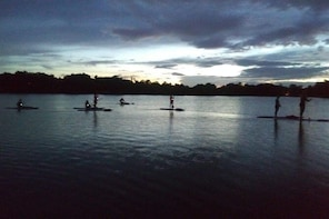 Moonlight SUP or Kayak Tour in Orlando