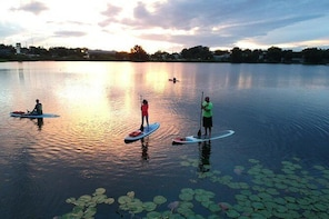 Sunset SUP or Kayak in Orlando