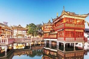 Shanghai Yuyuan Garden Entrance Ticket