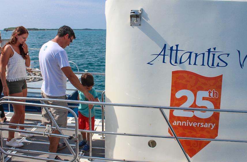 Show item 4 of 10. Atlantis Submarine Dive