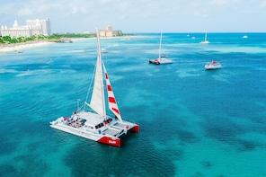 Segeltörn zu den Schnorchelstellen Antilla und Boca Catalina