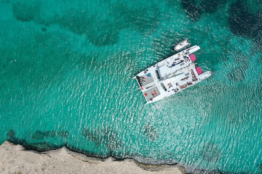 Show item 3 of 10. Antilla & Catalina Snorkel Sail