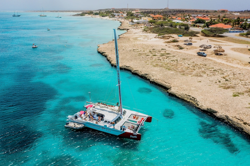 Show item 10 of 10. Antilla & Catalina Snorkel Sail